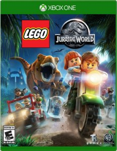 LEGO Jurassic World - Xbox One - Mídia Digital