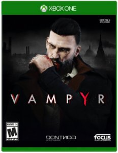 Vampyr  - Xbox One - Mídia Digital