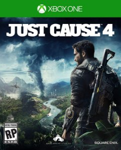 Just Cause 4   - Xbox One - Mídia Digital