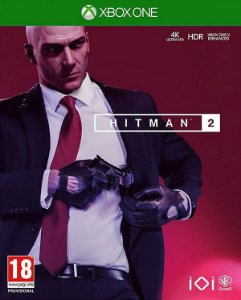 Hitman 2 - Xbox One - Mídia Digital