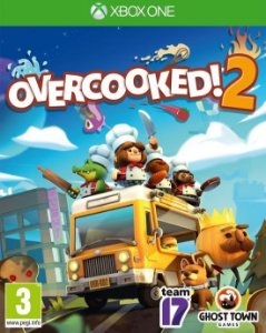 Overcooked 2 - Xbox One - Mídia Digital