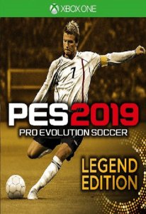 PES 2019 Legend Edition (Pro Evolution Soccer 19)   - Xbox One - Mídia Digital