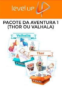 Ragnarok - Pacote Da Aventura 1 (Thor ou Valhalla)