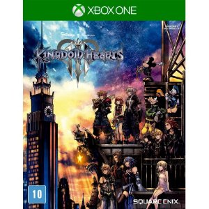 Kingdom Hearts 3 - Xbox One - Mídia Digital