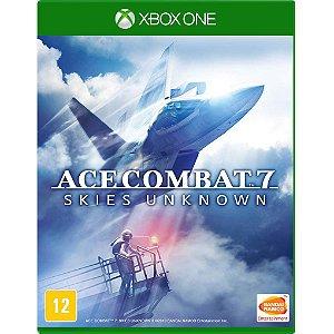 ACE COMBAT 7 - Xbox One - Mídia Digital