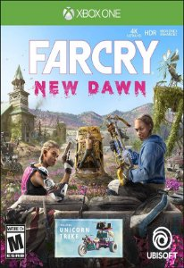 Far Cry New Dawn - Xbox One - Mídia Digital