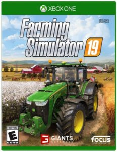 Farming Simulator 19 -  Xbox One - Mídia Digital