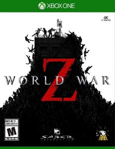 World War Z  - Xbox One - Mídia Digital