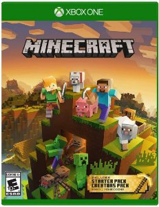 Minecraft Master Collection - Xbox One - Mídia Digital