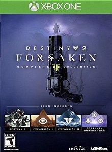 Destiny 2 Renegados - Coleção Completa - Xbox One