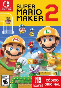 Super Mario Maker 2 - Nintendo Switch Digital