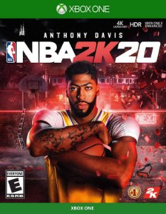 NBA 2K20 - Xbox One - Mídia Digital
