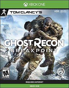 Tom Clancy's Ghost Recon Breakpoint - Xbox One - Mídia Digital