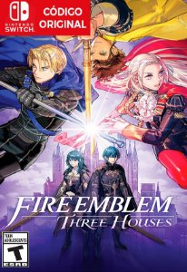 Fire Emblem Three Houses - Nintendo Switch Digital