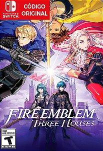 Fire Emblem Three Houses - Nintendo Switch Digital