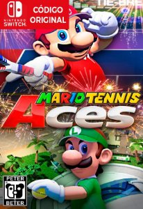 Mario Tennis Aces - Nintendo Switch Digital