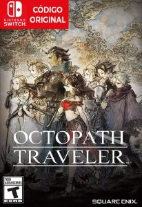 Octopath Traveler - Nintendo Switch Digital