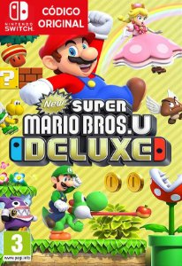 New Super Mario Bros U Deluxe - Nintendo Switch Digital