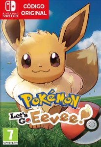 Pokemon Lets Go Eevee - Nintendo Switch Digital
