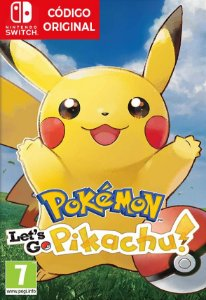 Pokemon Lets Go Pikachu - Nintendo Switch Digital