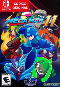 Mega Man 11  - Nintendo Switch Digital