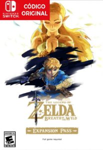 The Legend Of Zelda Breath Of The Wild Expansion Pass DLC - Nintendo Switch Digital