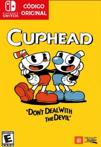 Cuphead - Nintendo Switch Digital