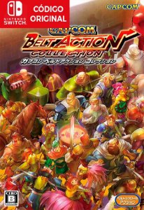 Capcom Beat Em Up Bundle - Nintendo Switch Digital