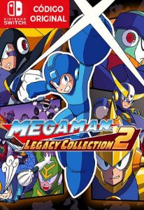 Mega Man Legacy Collection 2 - Nintendo Switch Digital