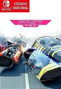 Fast RMX - Nintendo Switch Digital