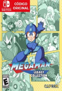 Mega Man Legacy Collection - Nintendo Switch Digital