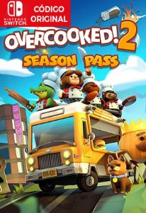 Overcooked 2 Season Pass DLC - Nintendo Switch Digital