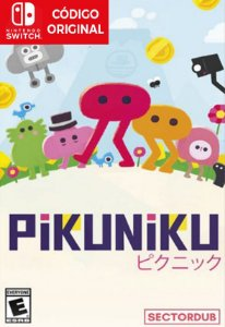 Pikuniku- Nintendo Switch Digital