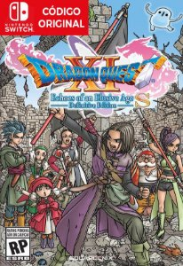 Dragon Quest XI S Definitive Edition - Nintendo Switch Digital