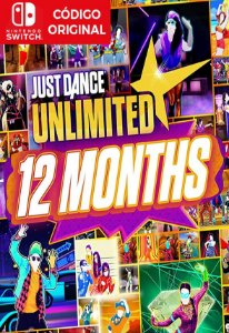 Just Dance Unlimited 365 Days - Nintendo Switch Digital