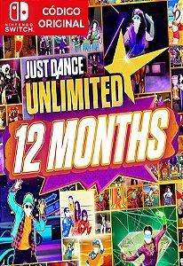 Just Dance Unlimited 365 Dias DLC - Nintendo Switch Digital