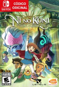 Ni No Kuni Wrath Of The White Witch - Nintendo Switch Digital