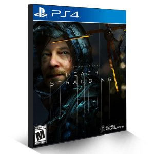 Death Stranding - PS4 - Mídia Digital