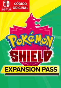 Pokémon Shield Expansion Pass - Nintendo Switch Digital