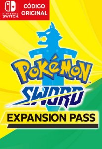 Pokémon Sword Expansion Pass- Nintendo Switch Digital