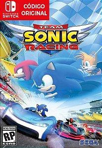 Team Sonic Racing- Nintendo Switch Digital