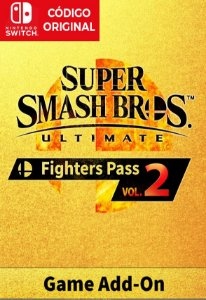 Super Smash Bros. Ultimate Fighter Pass Vol 2 DLC  - Nintendo Switch Digital