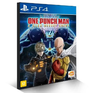 One Punch Man: A Hero Nobody Know - PS4 - Mídia Digital