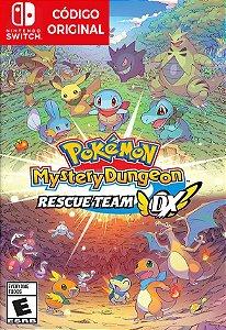 Pokémon Mystery Dungeon: Rescue Team DX Standard - Nintendo Switch Digital