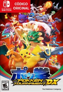 Pokkén Tournament DX - Nintendo Switch Digital