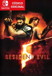Resident Evil 5 - Nintendo Switch Digital