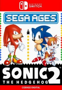 SEGA AGES Sonic the Hedgehog 2 - Nintendo Switch Digital