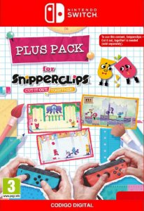 Snipperclips: Cut it out, Together! - DLC - Nintendo Switch Digital