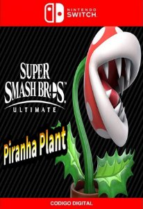 Super Smash Bros. Ultimate - Piranha Plant DLC - Nintendo Switch Digital
