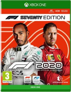 Formula 1 F1 2020 Seventy Edition - Xbox One - Mídia Digital